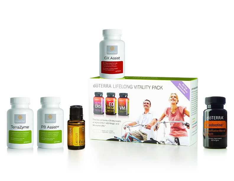 Cleanse Amp Restore Enrollment Kit
